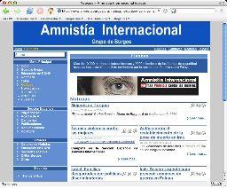Nueva Web www.amnistiaburgos.org